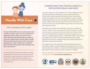 Handle With Care – Flyer