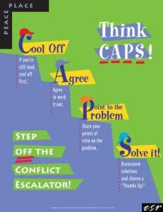 THINK CAPS graphic