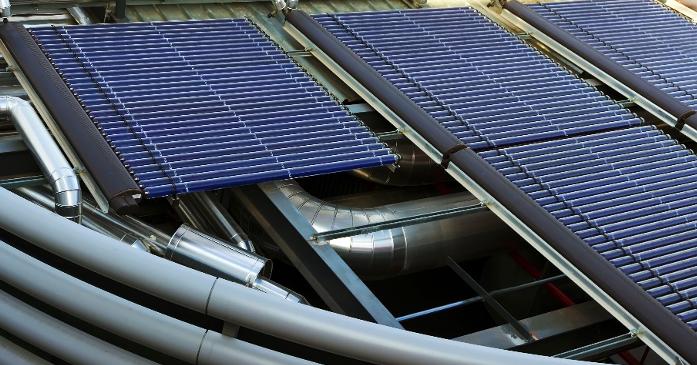 Sistemas con energía solar