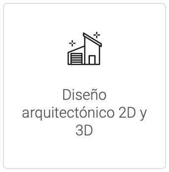 Diseño arquitectónico 2D y 3D con ACCA BIM Software