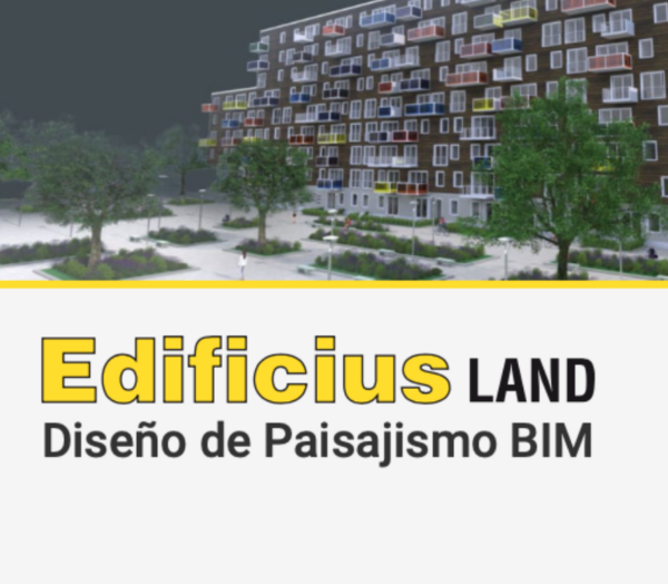 BIM software Edificius Land RTBIM