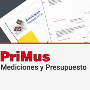 PriMus Software Presupuestos de Obras