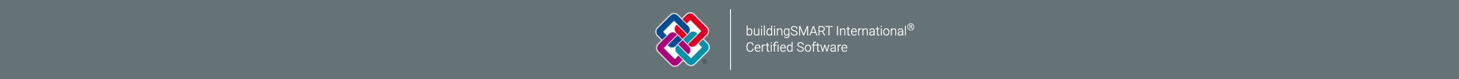 Software certificado por Building Smart