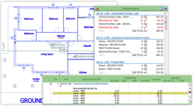Extracción de Mediciones desde Planos CAD y PDF