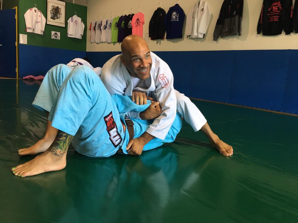 CBJJ Stapleton - Sunday Training - Don & Sean - 08-07-2016