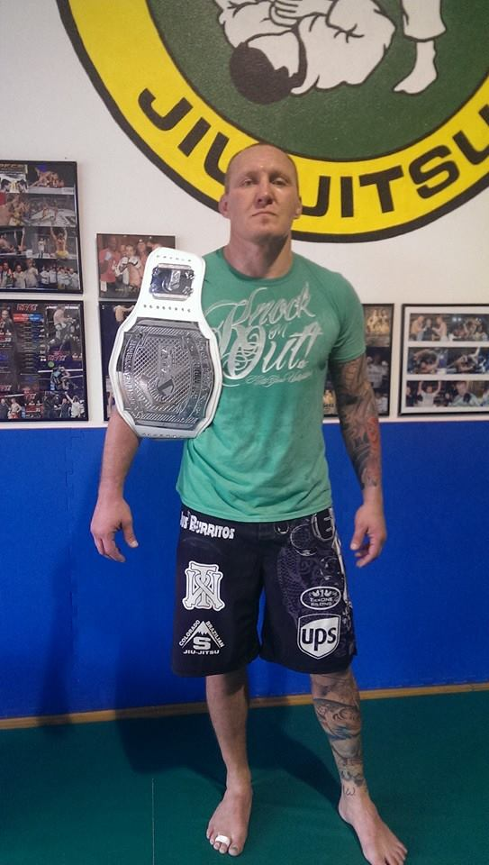 Don Westman - MMA Champion - BJJ Brown Belt - Instructor BJJ Stapleton