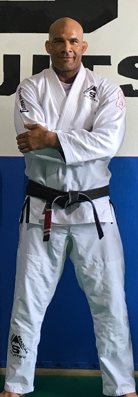 Professor Sean Stewart - BJJ Black Belt - 05-15-2016