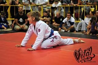 Teri Stewart - BJJ Purple Belt - Instructor BJJ Stapleton