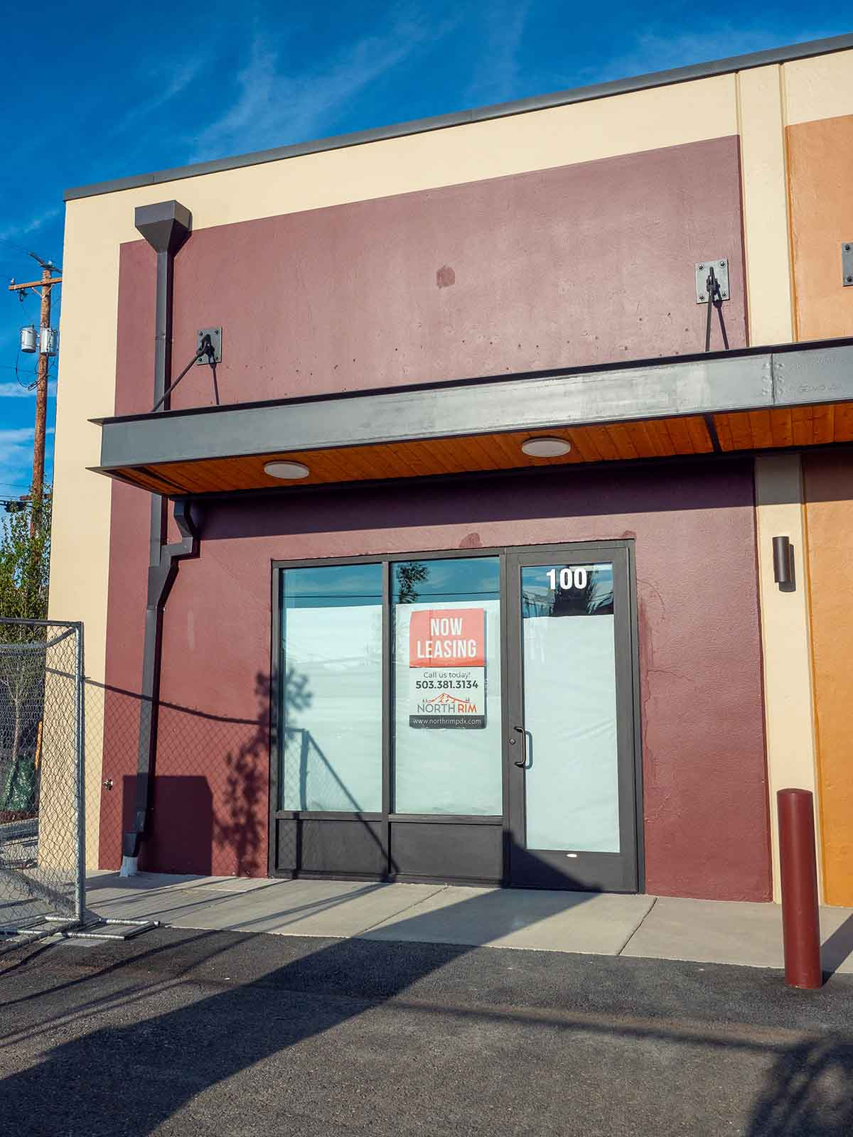 """Featured image for """"Newly Renovated Corner Retail Space in Close-In SE Portland #100"""""""