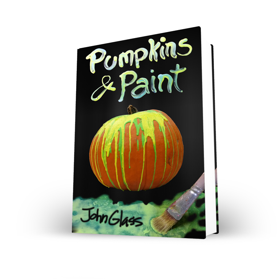 Pumpkins and Paint Cover