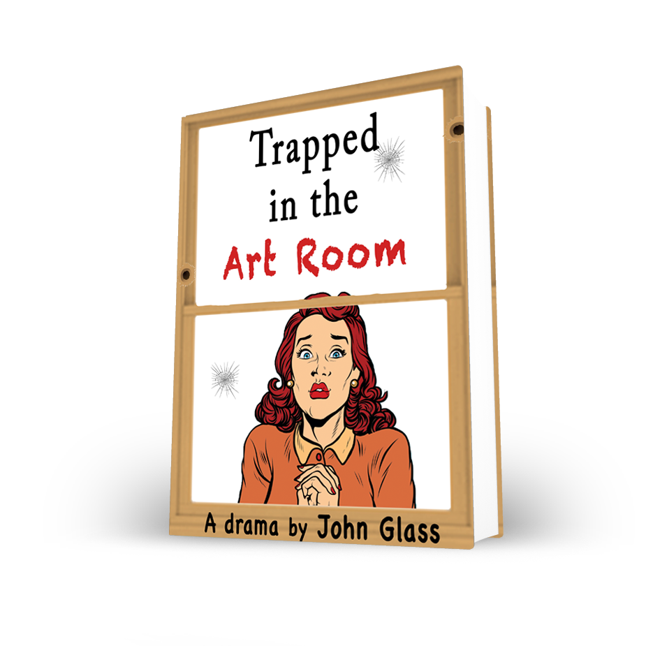 Trapped in the Art Room