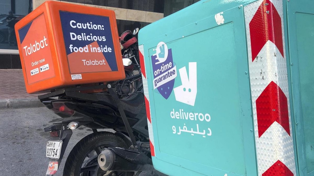 Food Delivery Wars in the Middle East