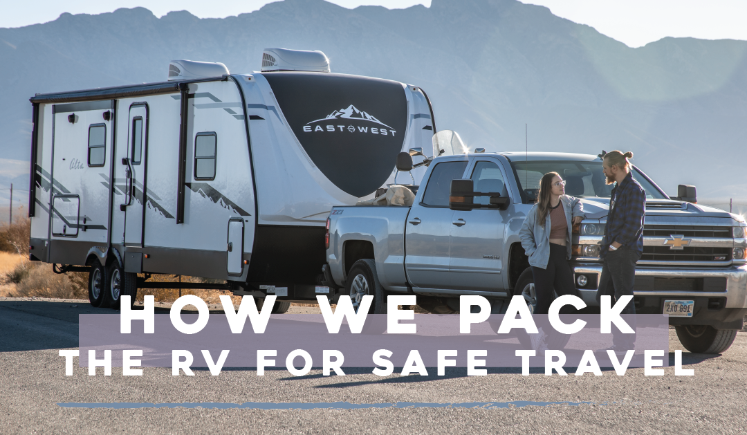 How We Pack the RV-01