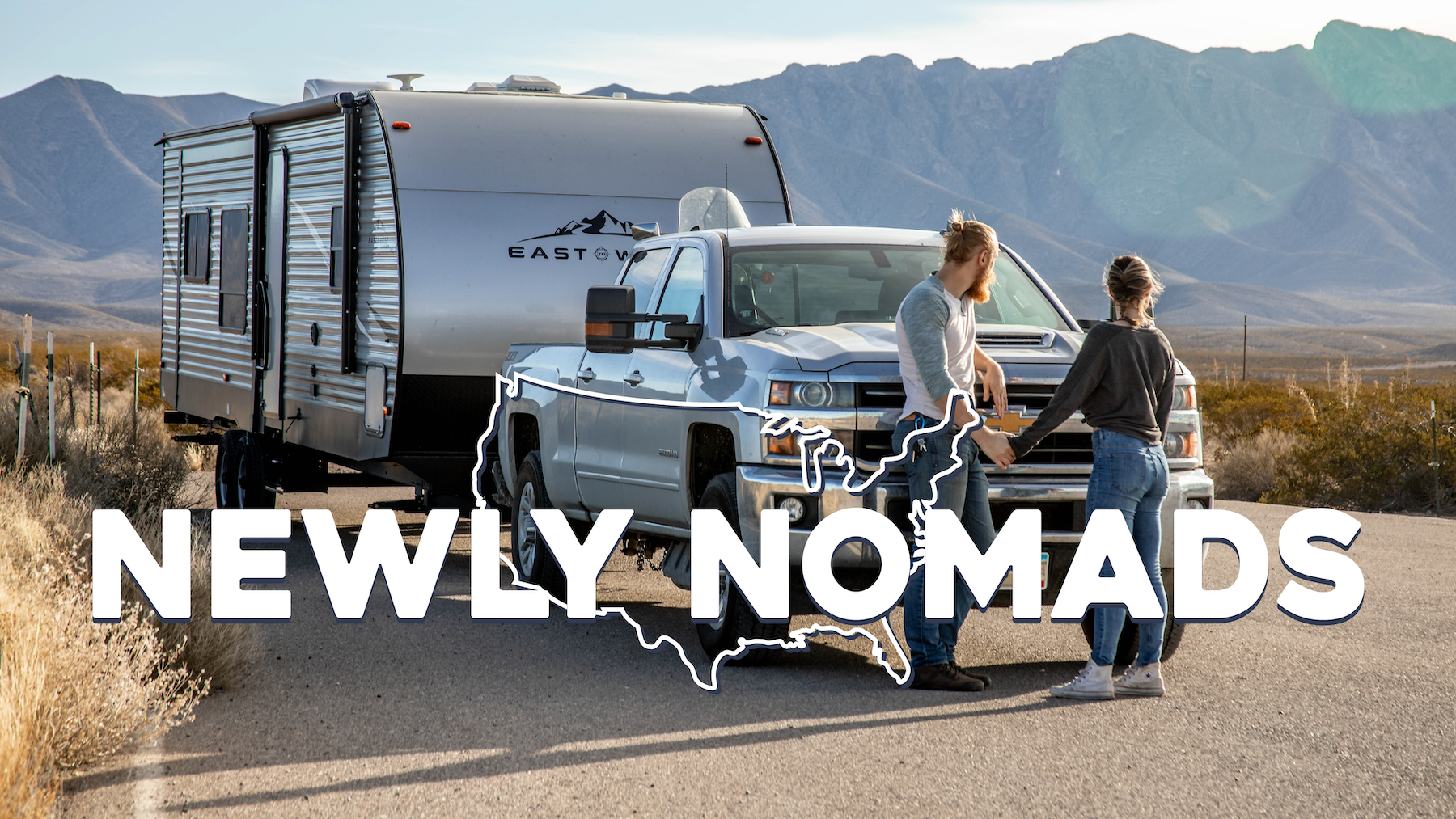 Wild Hixsons Newly Nomads header