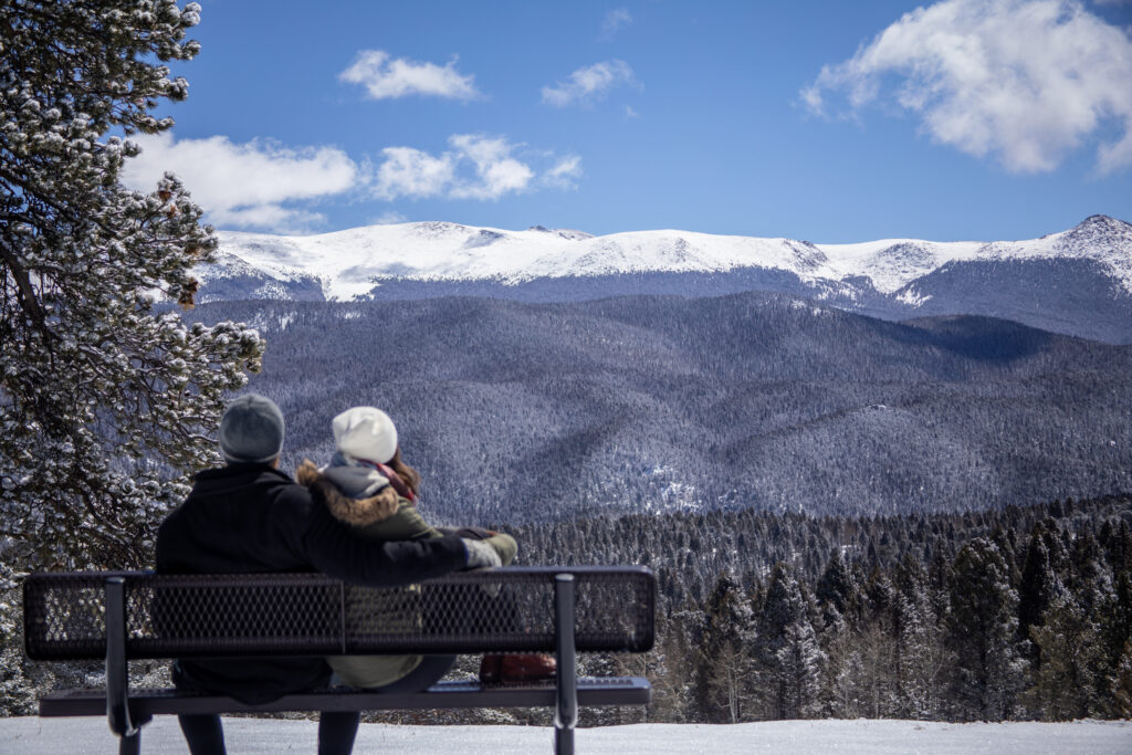 Front Range Colorado Mountains