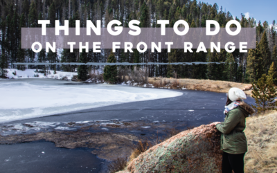 Things to do on the Front Range