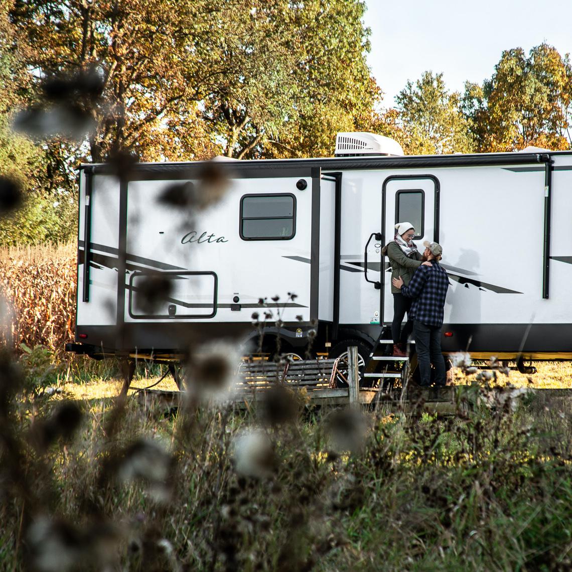Wild Hixsons Andrea Truck