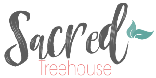Sacred Treehouse for Meditation and Mindfulness