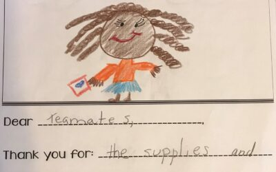 Thank you from an appreciative student!