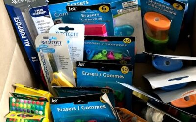 Online Free School Supply Store is now open to Teachers, Principals & Counselors/Social Workers in 4 Districts