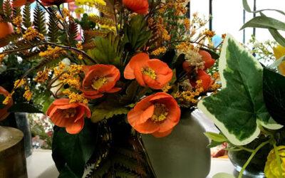 Volunteers deliver 123 flower arrangements to 41 schools on the first day of Teacher Appreciation Week!