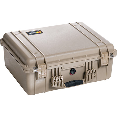 Pelican Protector 1550EMS First Aid Case