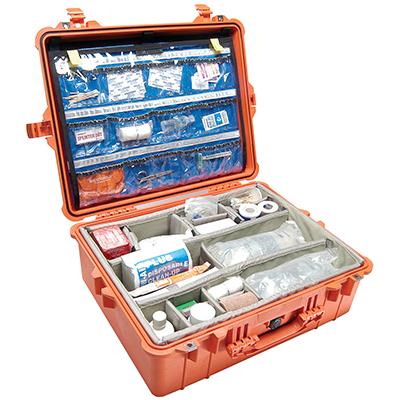 Pelican Protector 1600EMS Ambulance Case