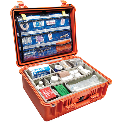 Pelican Protector 1550EMS EMT Case