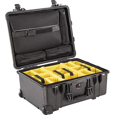 Pelican Protector 1560SC Photographer Camera Lens Case