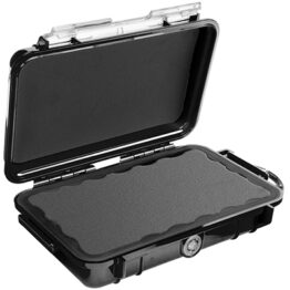Pelican Micro 1050 Waterproof Case