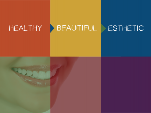 healthy beautiful esthetic