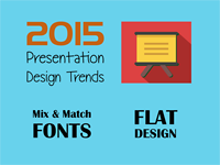 Presentation Design Trends - Laser Pointer