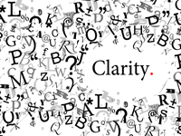 From Chaos to Clarity for your Message