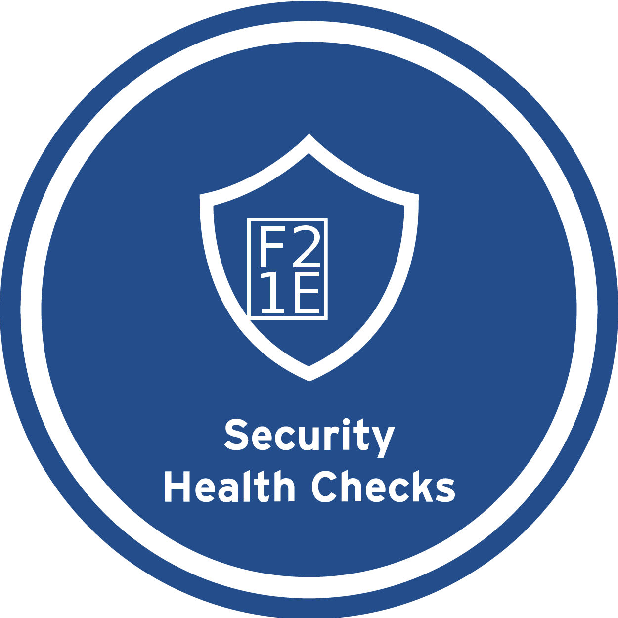 Security Solution Health Checks