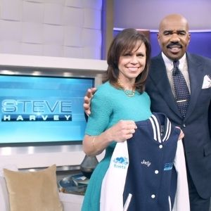 Amelia's Closet on Steve Harvey Video