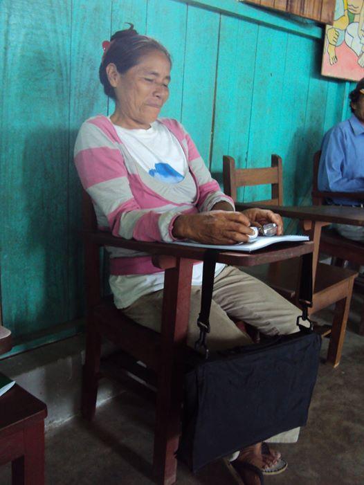 COMUNIDADES CAMPESINAS – PLANTAS MEDICINALES EN EL RÍO URITUYACU: testimonio de Melita
