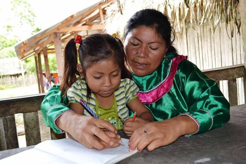 VIABILIDAD DEL DIALOGO DE SABERES EN LA EDUCACIÓN PERUANA