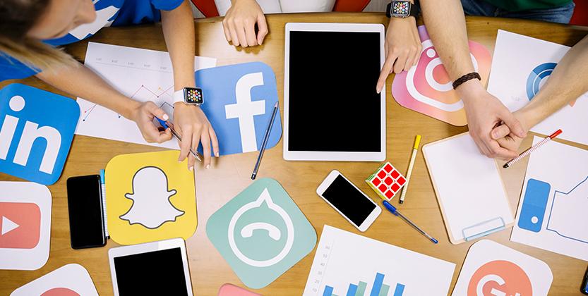 Programa y publica tus contenidos con Socialgest
