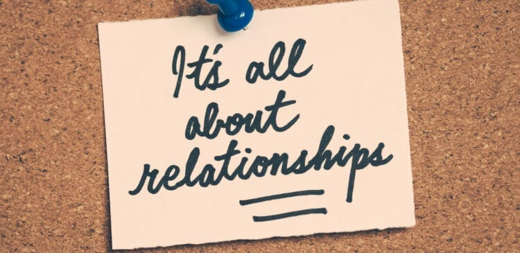 it's all about relationships, tips for successful networking