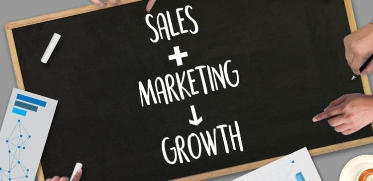 Sales + Marketing = Growth