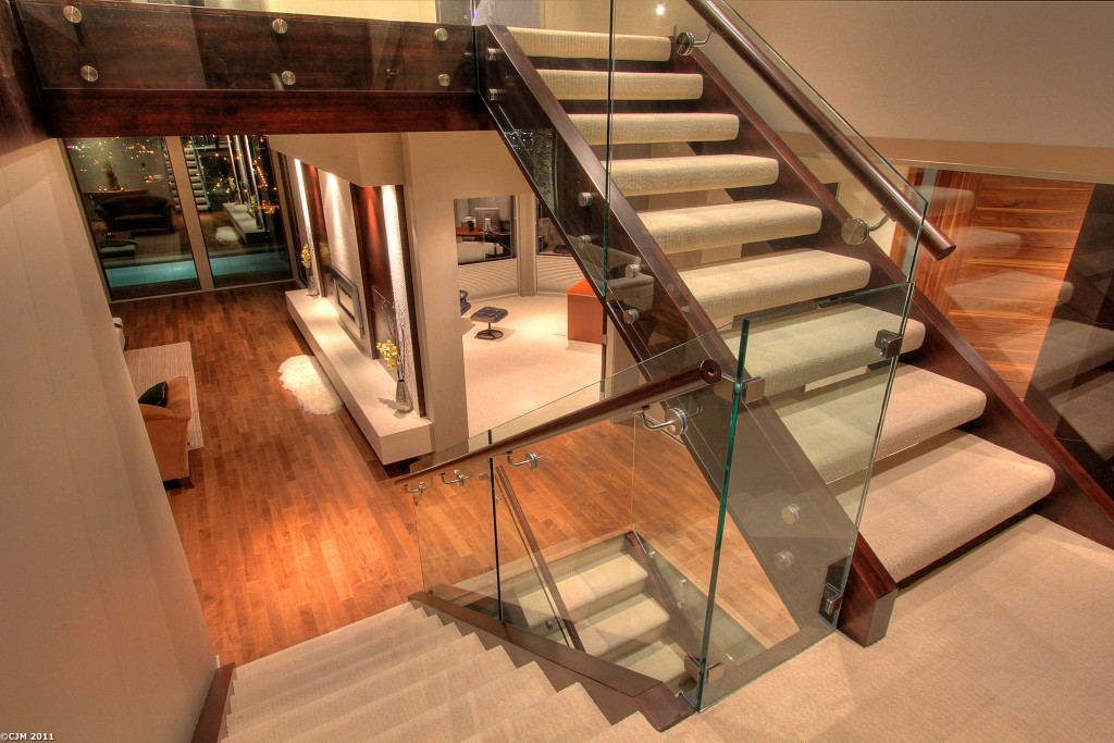 Show Home Stairs