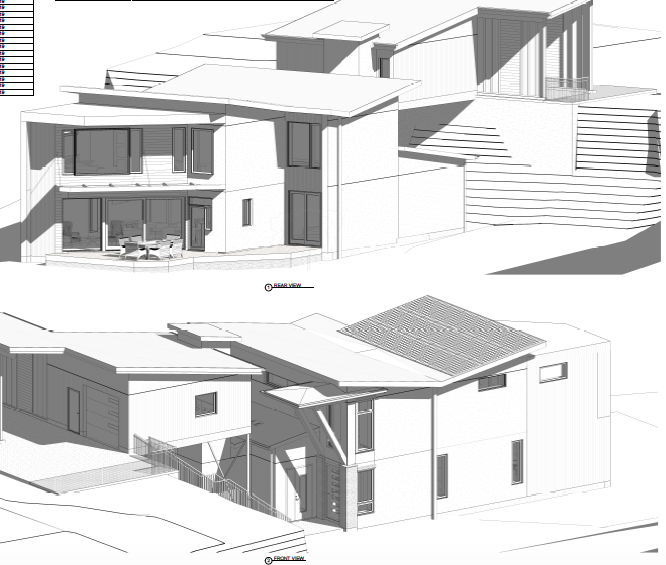 In Design for another Net Zero Home 2020