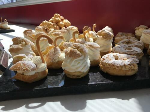 catering choux
