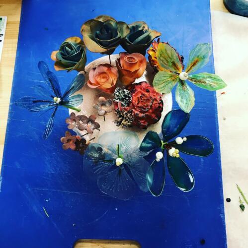 flower decortion 4