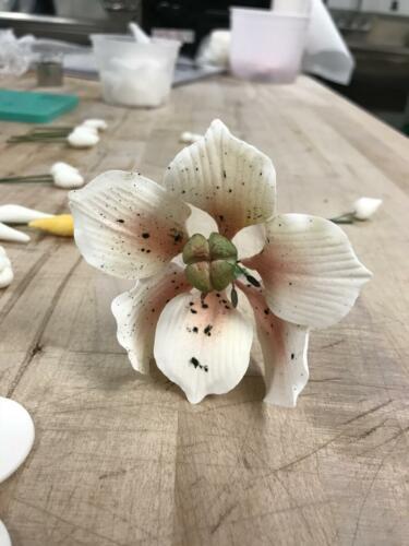flower sugar paste 1