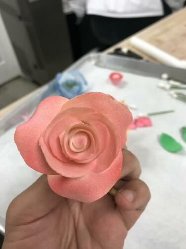 flower sugar paste 2