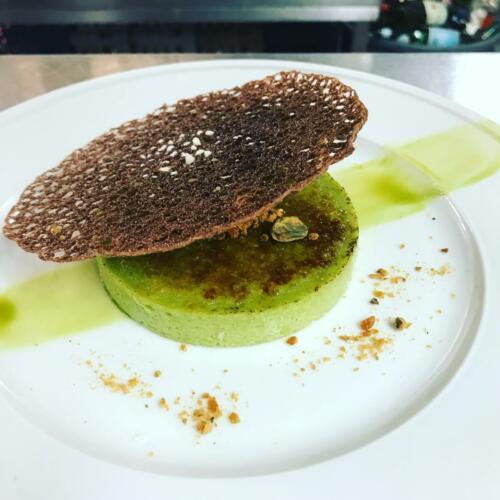 pistacchio creme brulee 2
