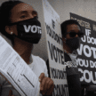 Advocates Urge Officials to Speak Up Against Voter Intimidation & Violence