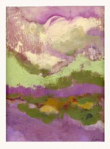 Purpley Mauvey Day