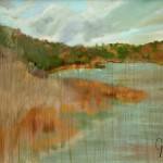 Calm on Coindre 36x48